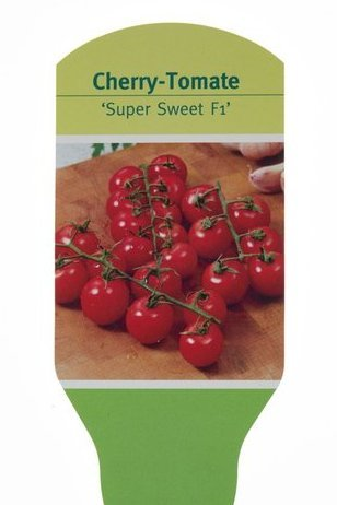 Cherry Tomate Super Sweet F1